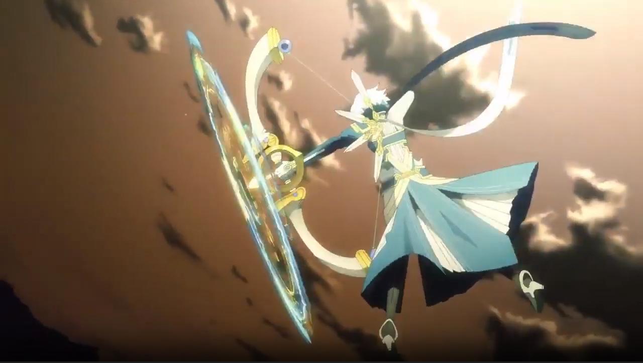 Teaser du dernier chapitre de Sword Art Online : Alicization - War of Underworld