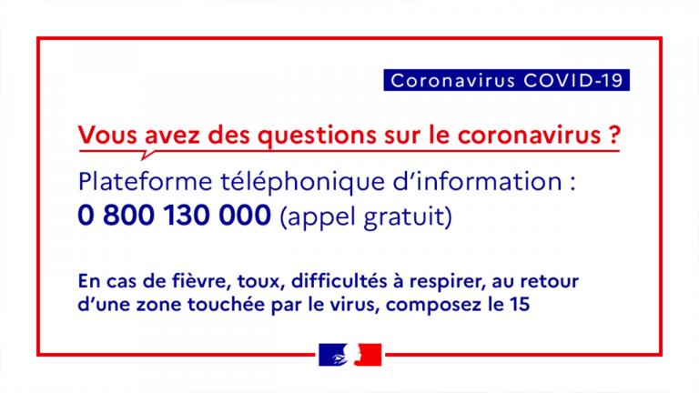 Les bonnes pratiques pour se protéger du coronavirus COVID-19