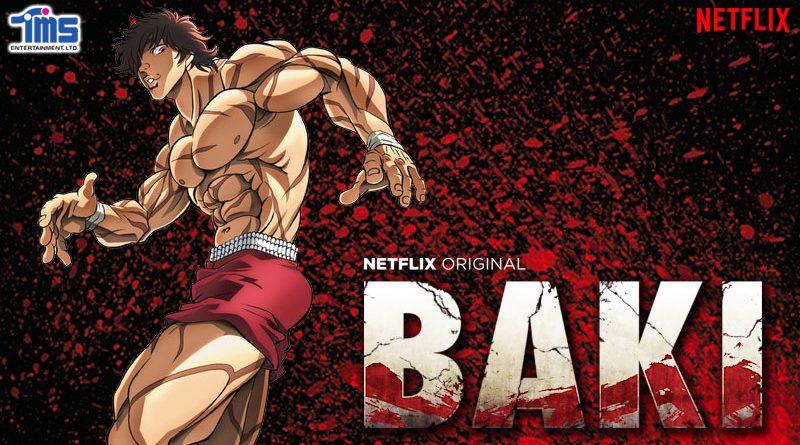 L'anime Baki: Dai Raitaisai-hen (Saison 2), en Teaser Vidéo VOSTFR