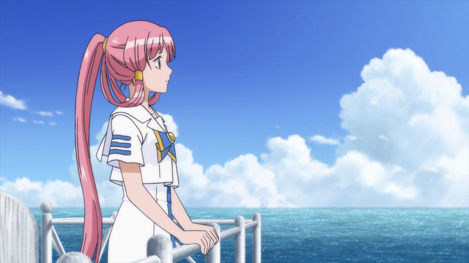 Un nouvel anime Aria, annoncé !