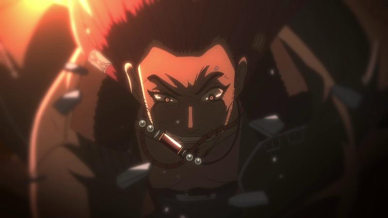 L'anime Akudama Drive reporté !