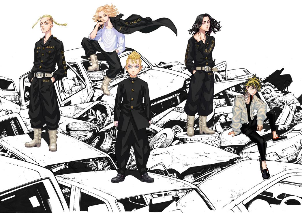 Une adaptation animé pour Tokyo Revengers