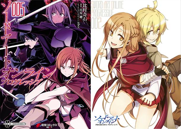 Le light novel Sword Art Online Progressive adapté en anime